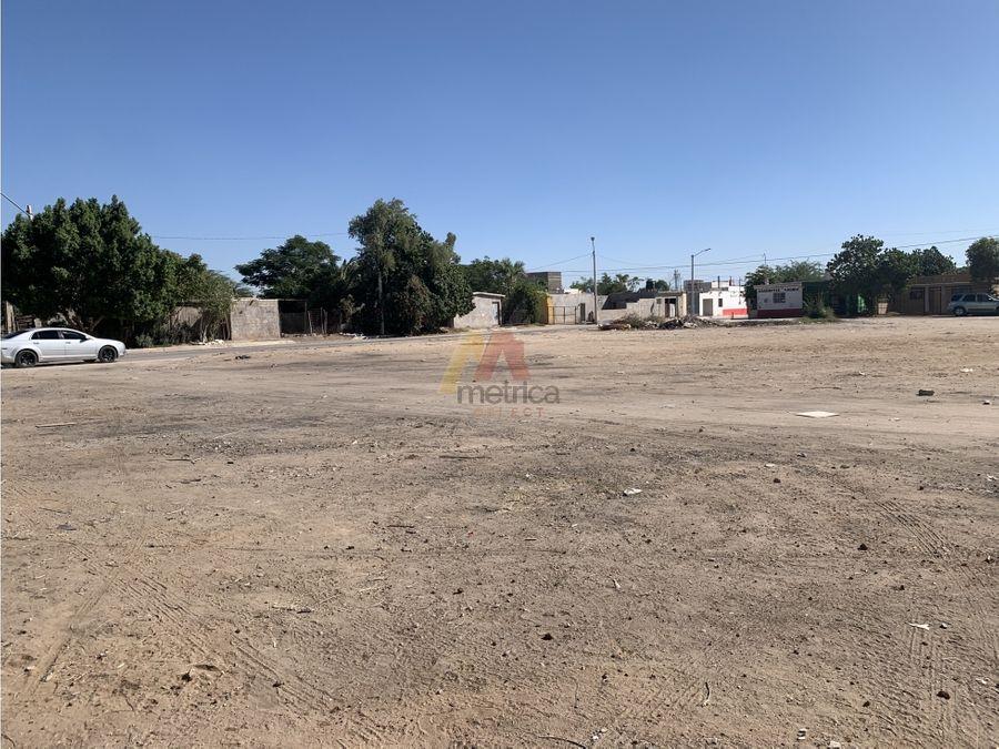 venta 2 lotes de 1750 m2 col solidaridad hermosillo norte