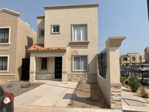 casa nueva equipada 3 rec en stanza solare en hermosillo