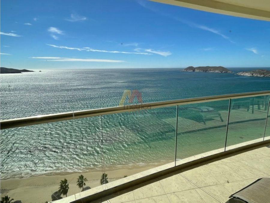 beachfront condos playa blanca en san carlos sonora