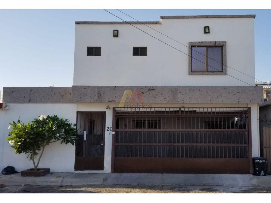 venta casa colonia bachoco