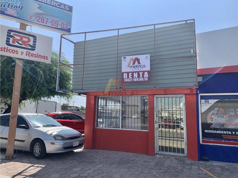 local comercial de 200 m2 av veracruz en hermosillo sonora