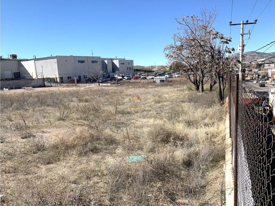 terreno de 3000 m2 en los alamos nogales sonora