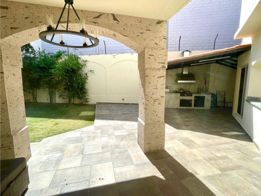 amplia residencia equipada raquet club hermosillo