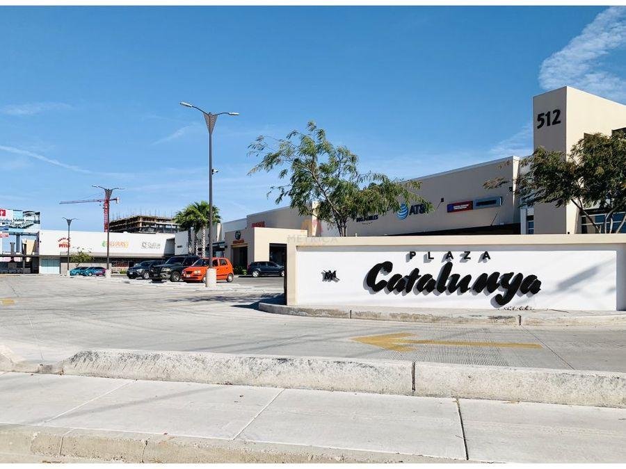 locales comerciales plaza catalunya en hermosillo