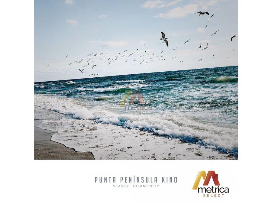 lotes en la playa bahia de kino sonora beach front lots