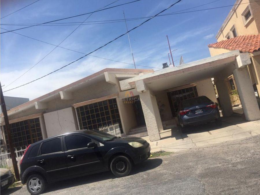 casa venta 1 planta especial para inversionista