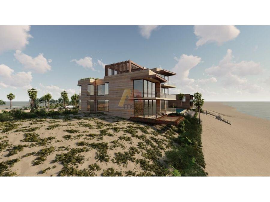 condominios punta peninsula kino en la playa
