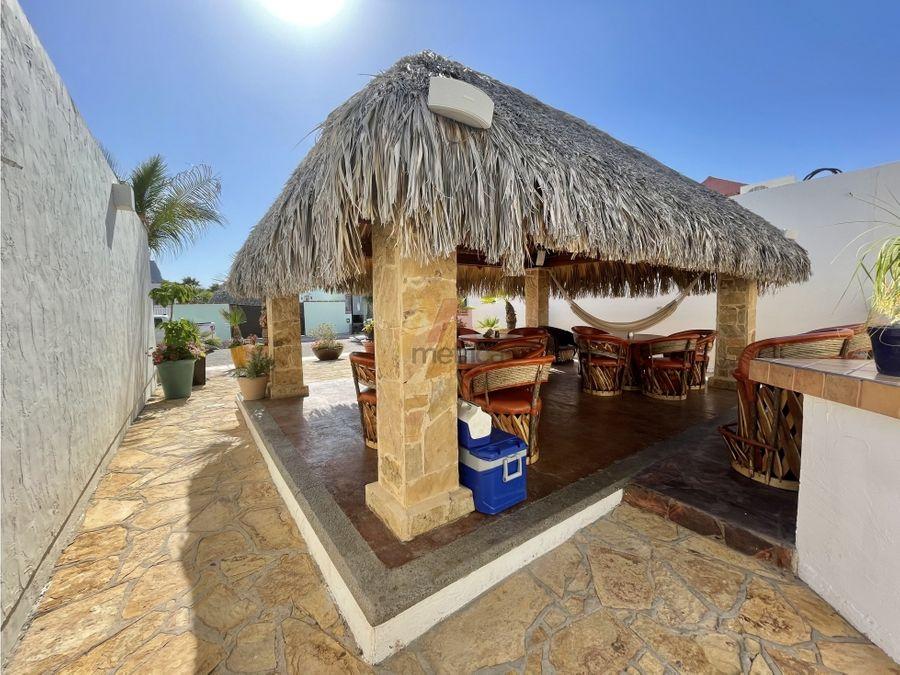 villa serena san carlos sonora casa de playa en venta