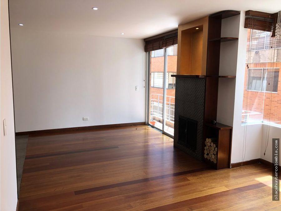 vendo acogedor apartamento en chico navarra
