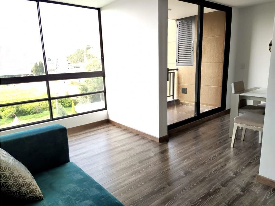 vendo excelente apartamento en el conjunto pionono sopo