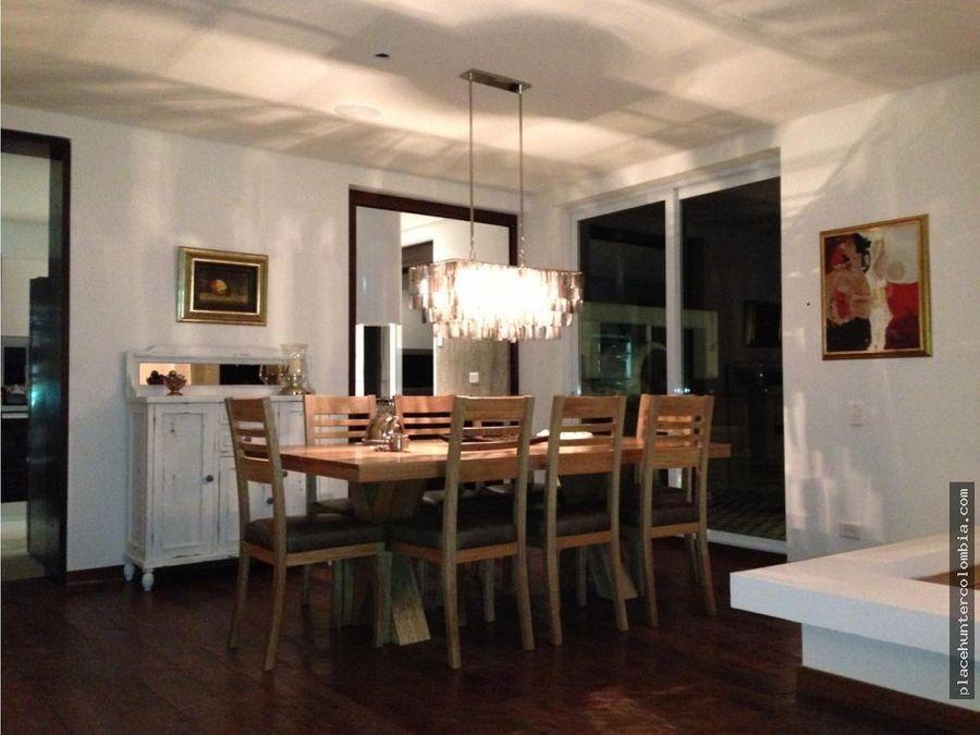 venta de espectacular casa en yerbabuena chia