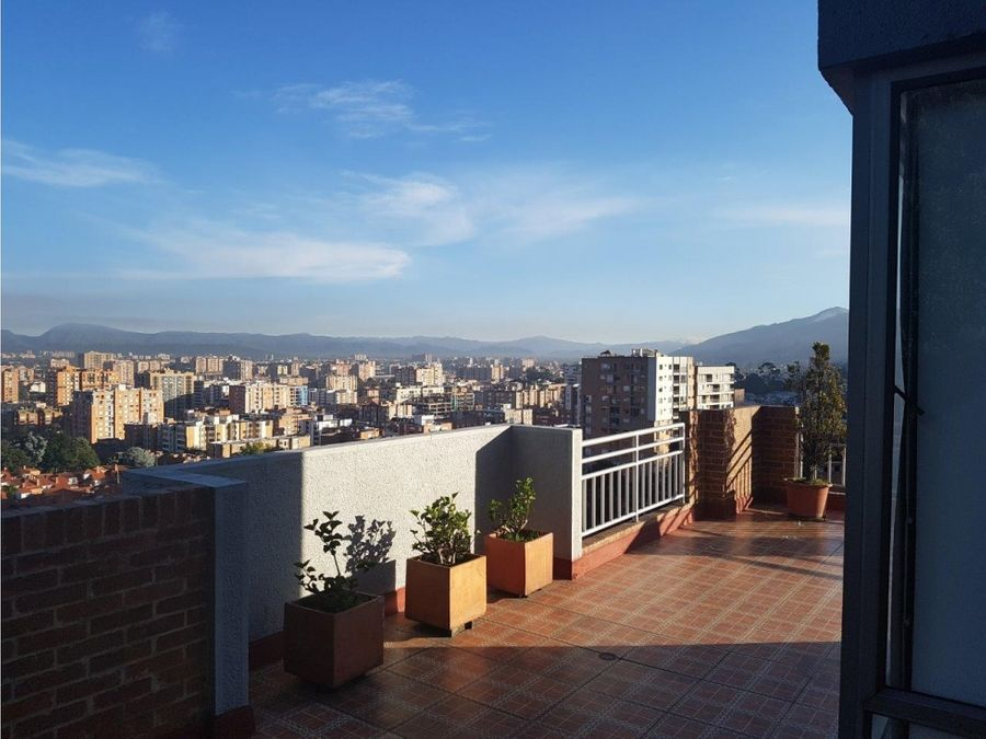 vendo espectacular apartamento ph duplex
