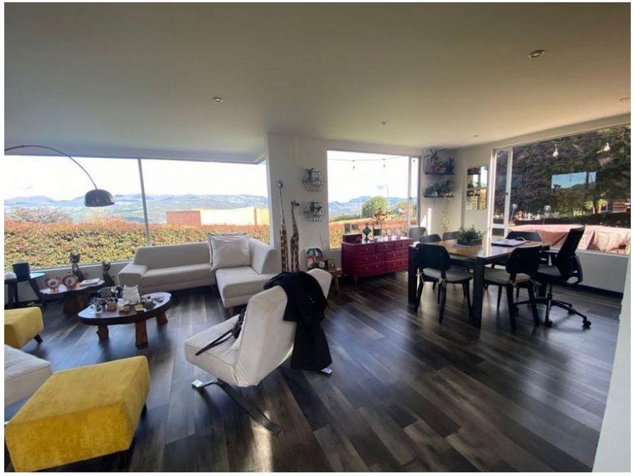 vendo linda casa en yerbabuena sopo