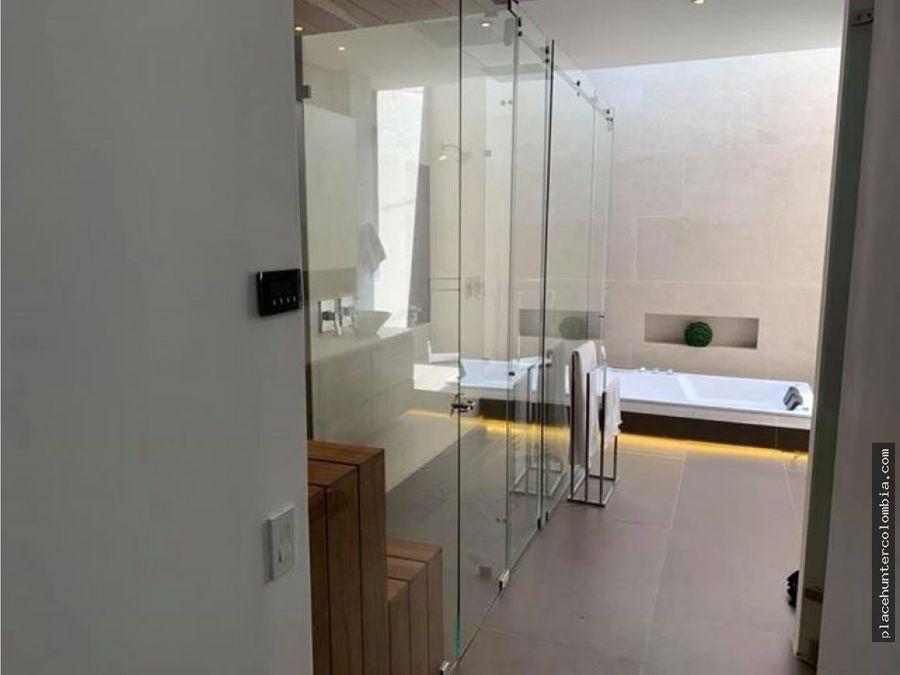 venta de espectacular casa en yerbabuena sopo