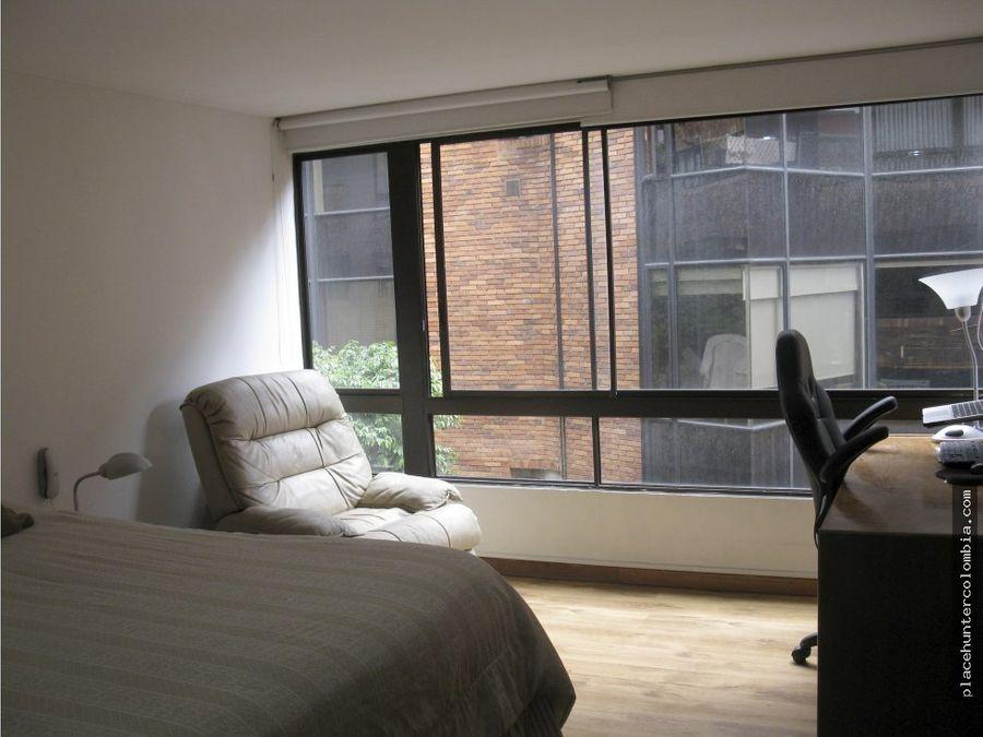 vendo espectacular apartamento en la cabrera