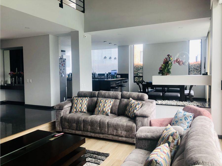 se vende hermosa casa en sopo cundinamarca