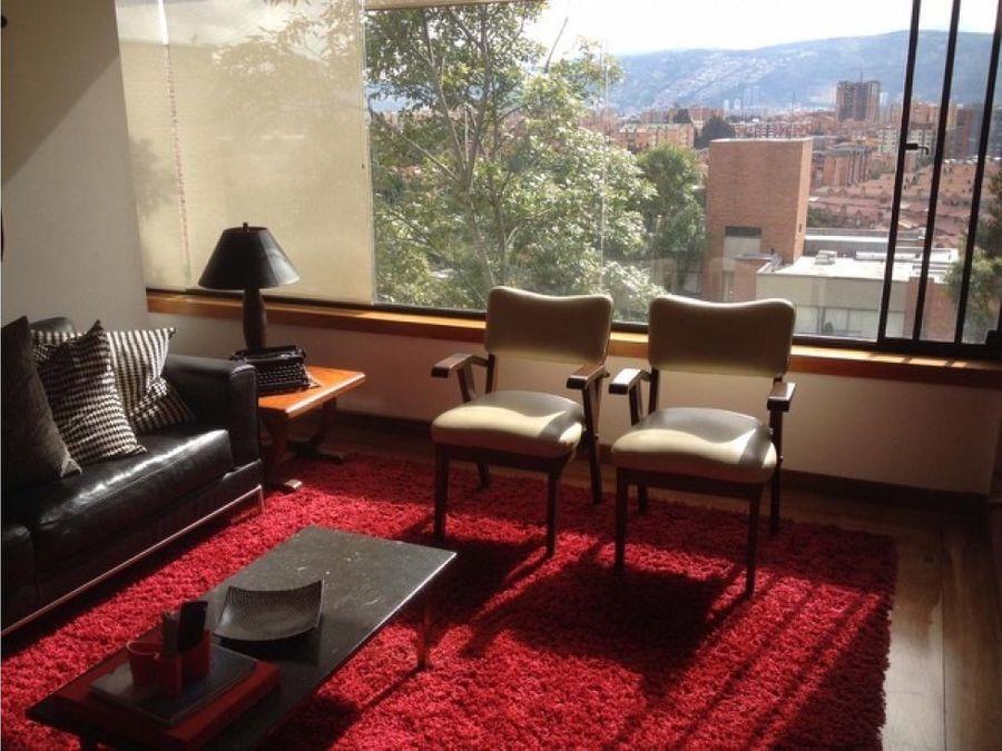vendo espectacular apartamento ph en los cerros de suba