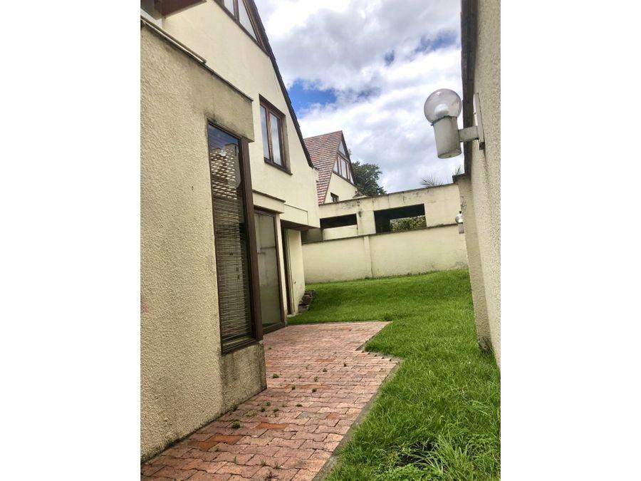 vendo amplia casa en cedritos