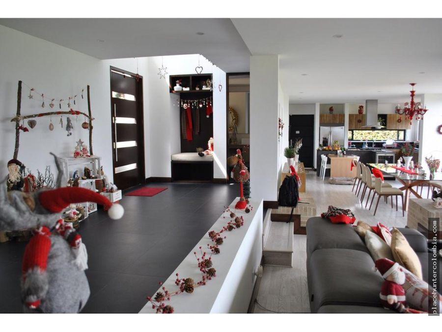 vendo exclusiva casa en yerbabonita