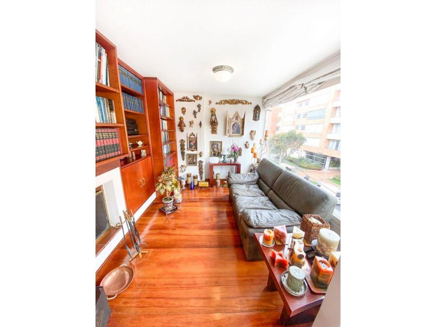 arriendo hermoso apartamento en san patricio