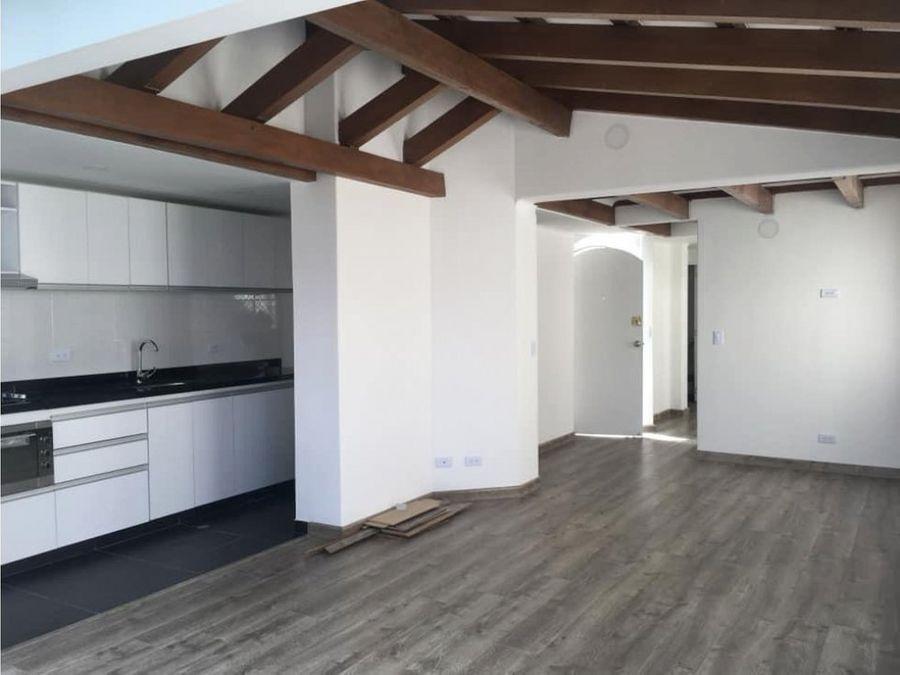 vendo apartamento ph duplex en santa barbara cerca a unicentro