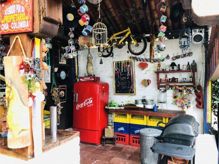 vendo espectacular casa en cajica