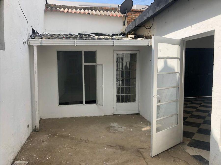 vendo casa de conservacion en cajica