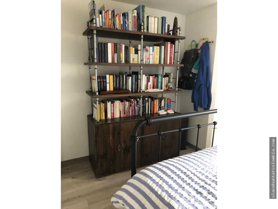 se vende acogedor apartamento