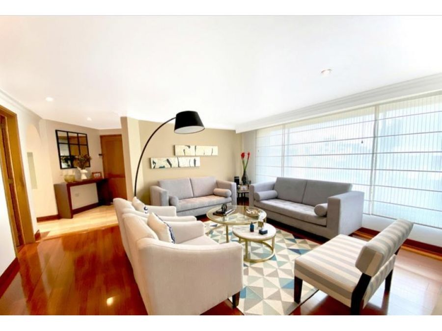 vendo hermoso amplio y acogedor apartamento en santa barbara