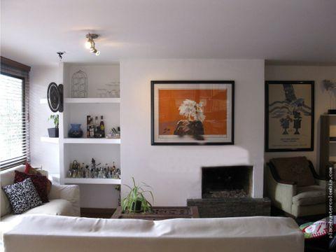vendo espectacular apartamento en la cabrera bogota