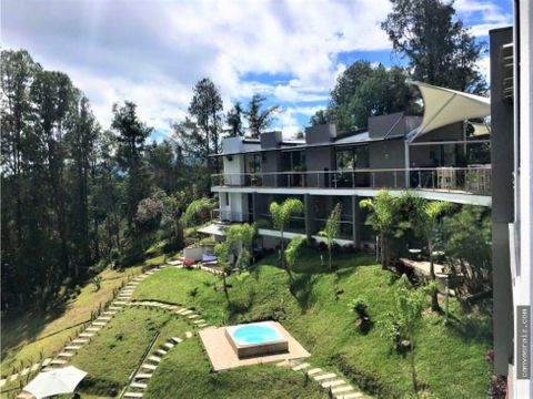 venta hotel resort en guatape