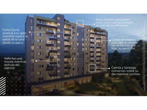 apartamento sector alcaravanes marinilla