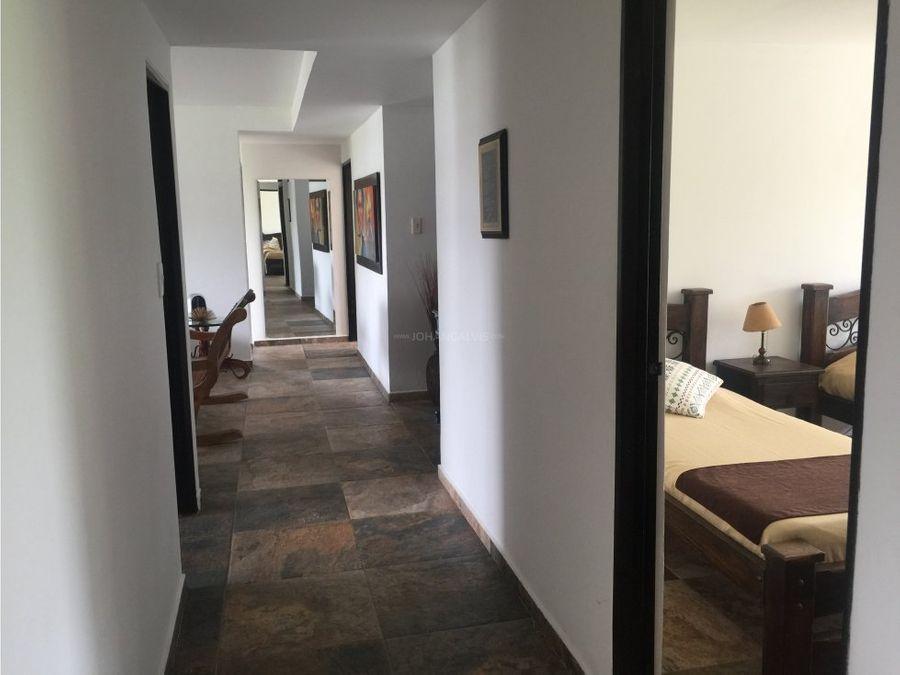 venta hotel campestre con spa y bolera