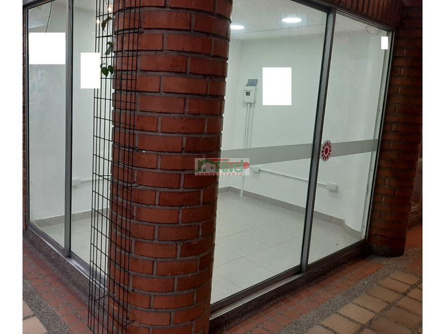 local tipo burbuja ubicado en centro comercial sector san diego