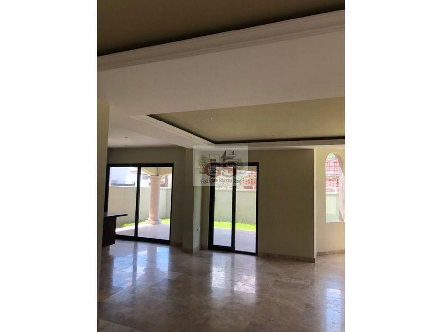 casa en venta san lorenzo residencial celaya