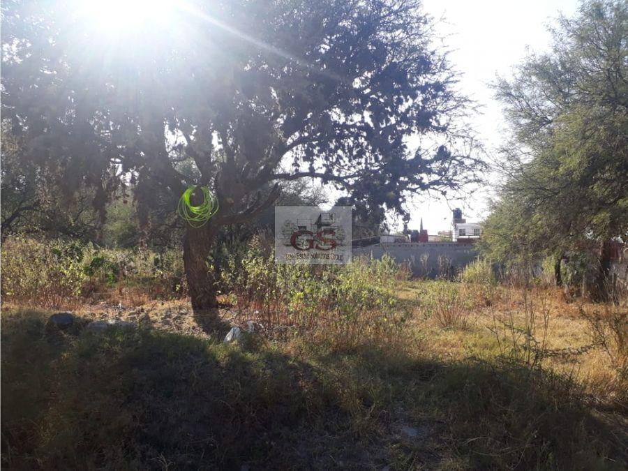 terreno en venta los frailes san miguel allende gto