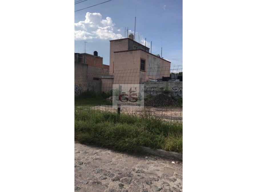 terreno en venta eje cloutier alamos celaya gto