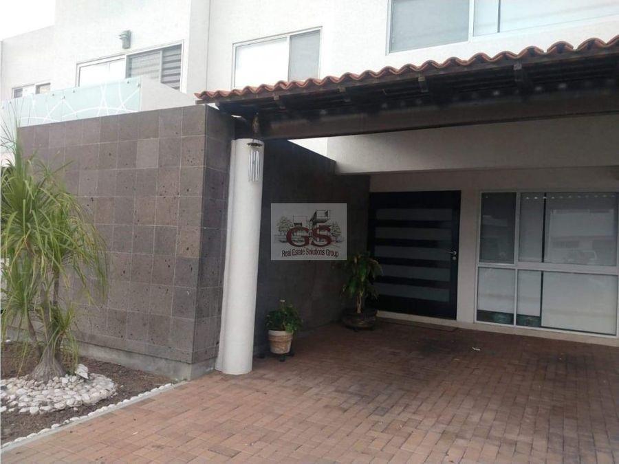 casa en renta kiin residencias celaya gto