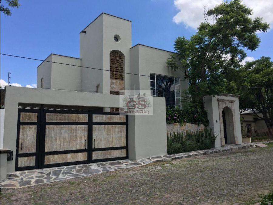 casa en venta san miguel de allende gto