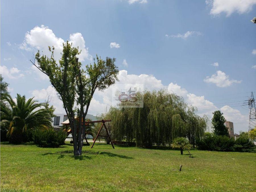 terreno en venta quintas santa maria celaya