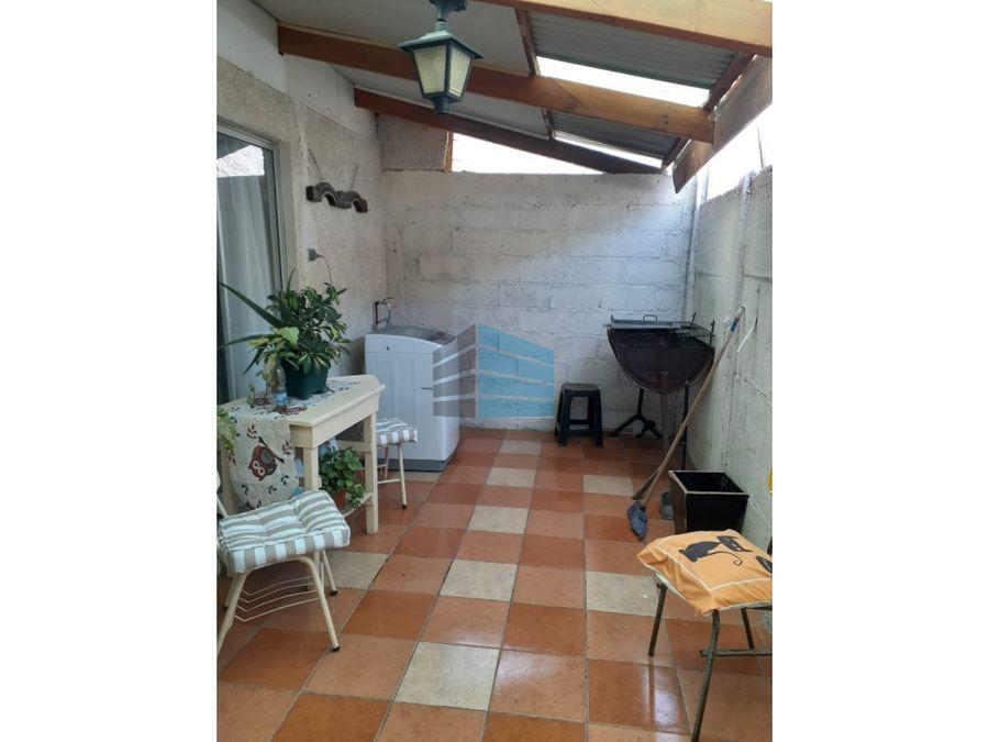hermosa casa amoblada paihuano centro