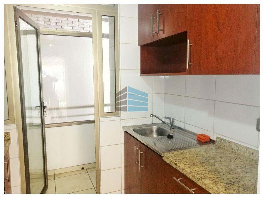 venta de departamento en nunoa metro chile espana l 3 y 8