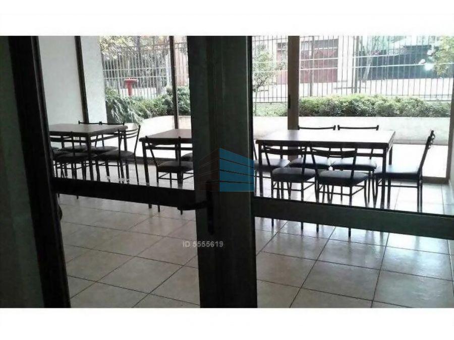 venta de departamento en nunoa metro chile espana l3 y l8