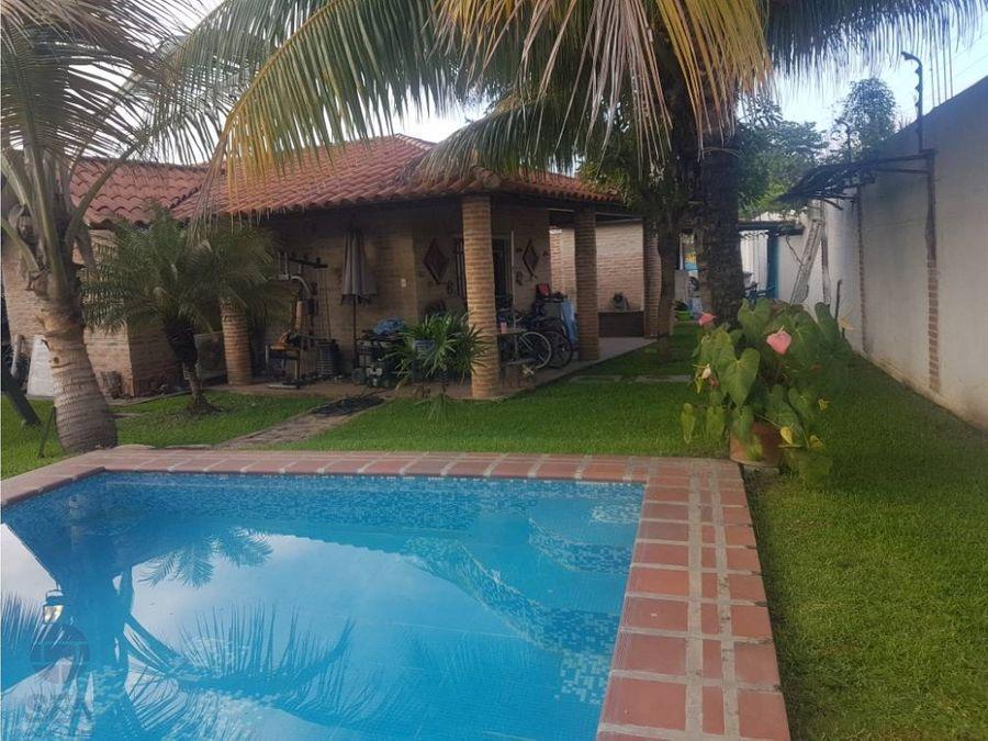 casa campestre en urbanizacion mini granja las morocha san diego