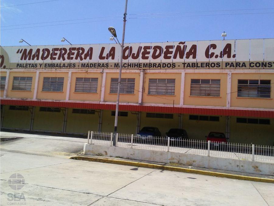 galpon industrial maderero en guacara