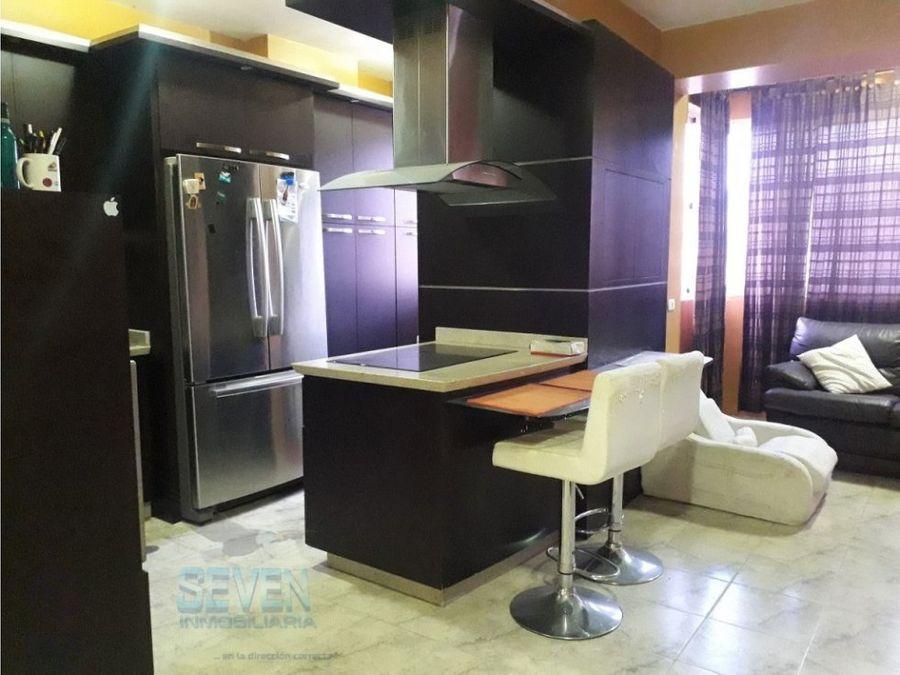 comodo y bello apartamento tipo estudio en urb ciudad jardin manongo