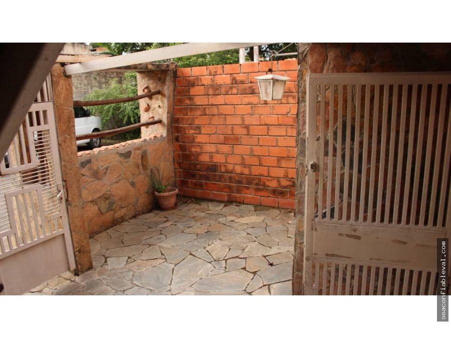 casa en venta urb terraza paramacay