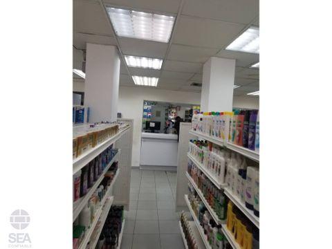 fondo de comercio de farmacia