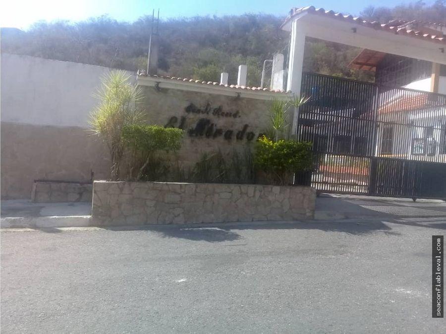casa venta resd mirador urb la esmeralda san diego