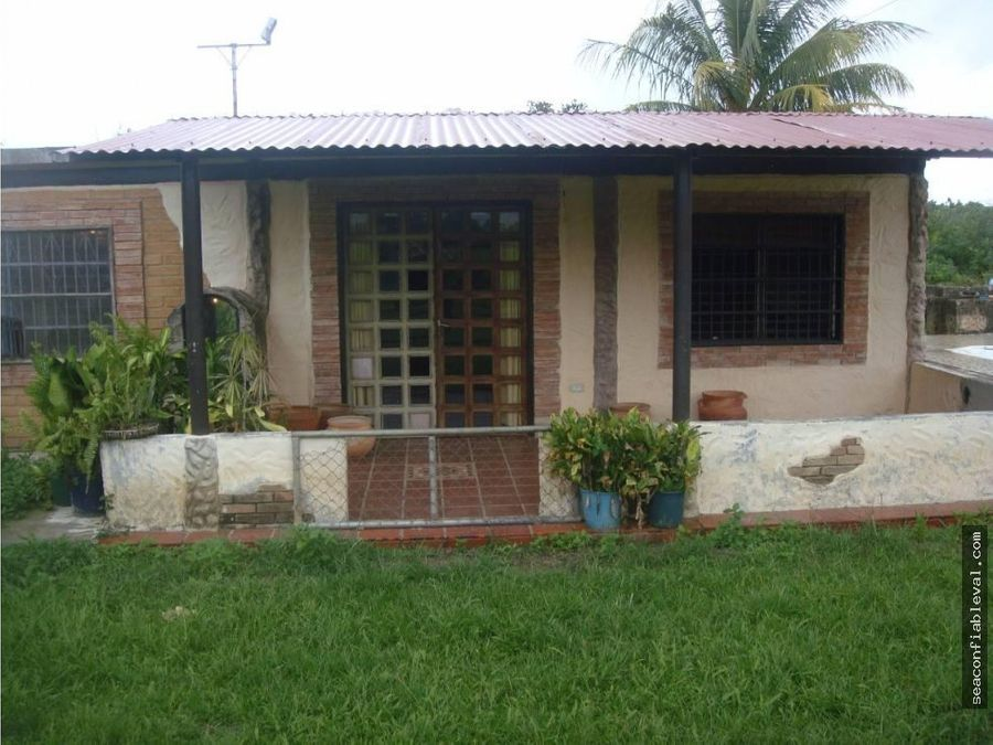 venta casa de campo bejuma canoabo